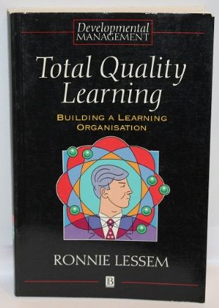 Total Quality Learning by Ronnie Lessem - 0631193065